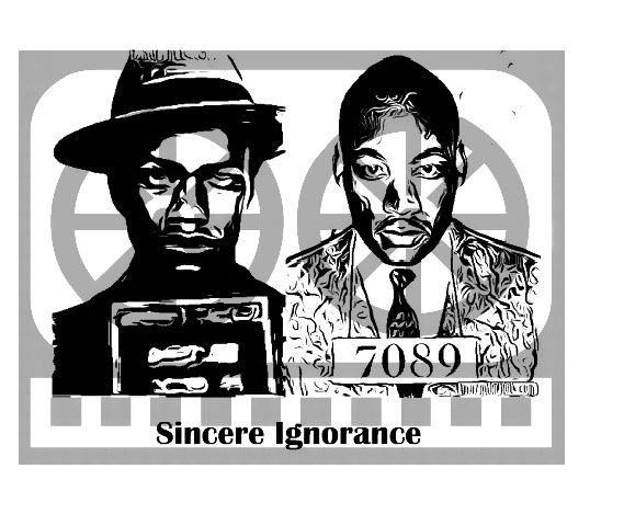 MLK MLX Sincere Ignorance 6