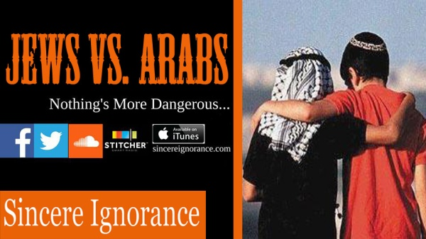 jews vs arabs
