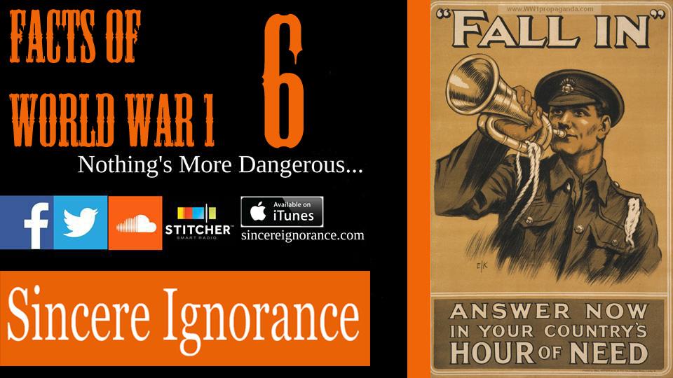 world war 1 facts 6
