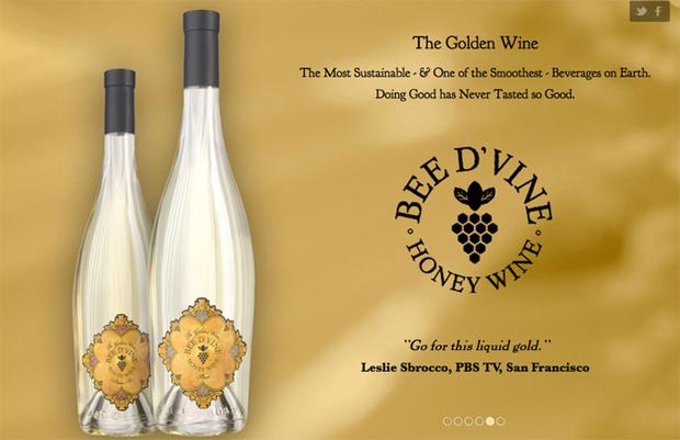 Bee-d'Vine